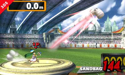 E3 2014: Home-Run Contest Returns In Super Smash Bros. 3DS