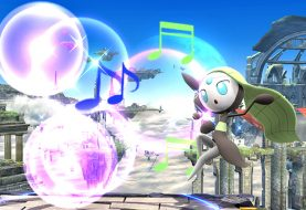 Super Smash Bros. Adds Meloetta As Poke Ball Pokemon