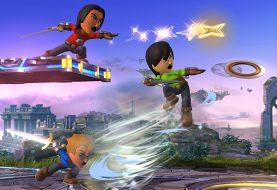 Super Smash Bros. Reveals Mii Swordfighter Attacks