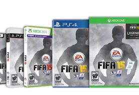 FIFA 15 Coming To Everything But The Wii U