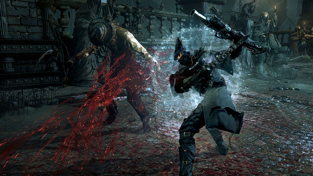 Bloodborne first official gameplay trailer released