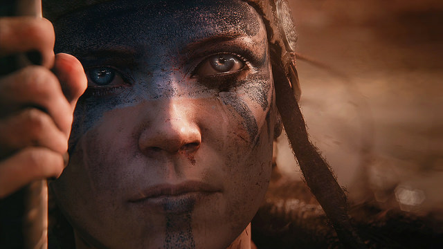 Hellblade by Ninja Theory announced for PS4