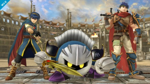Super Smash Bros. - Meta Knight