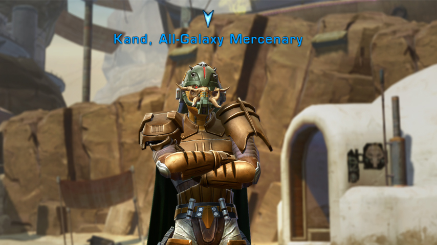 SWTOR PvP Season 2 Rewards Revealed