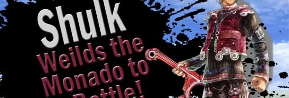 Super Smash Bros. gets Shulk from Xenoblade Chronicles