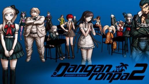 danganronpa 2 title