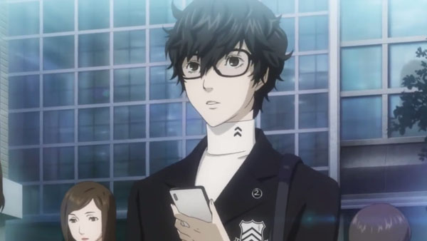 Persona 5 coming to PS4