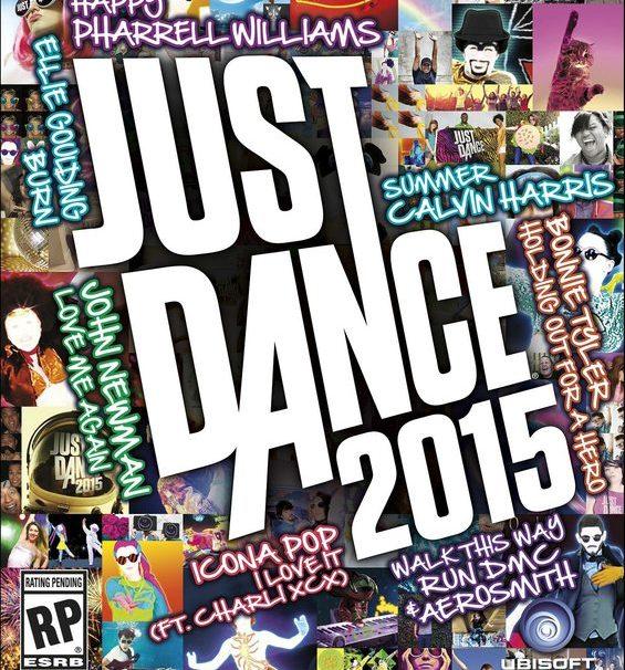 Just Dance 2015 Full Tracklist Unveiled
