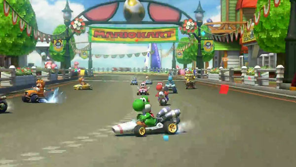 Mario Kart 8 Deluxe Update Patch 1.2.1 Out Now On Nintendo Switch