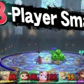 Super Smash Bros For WiiU To Support 8-Player Battles