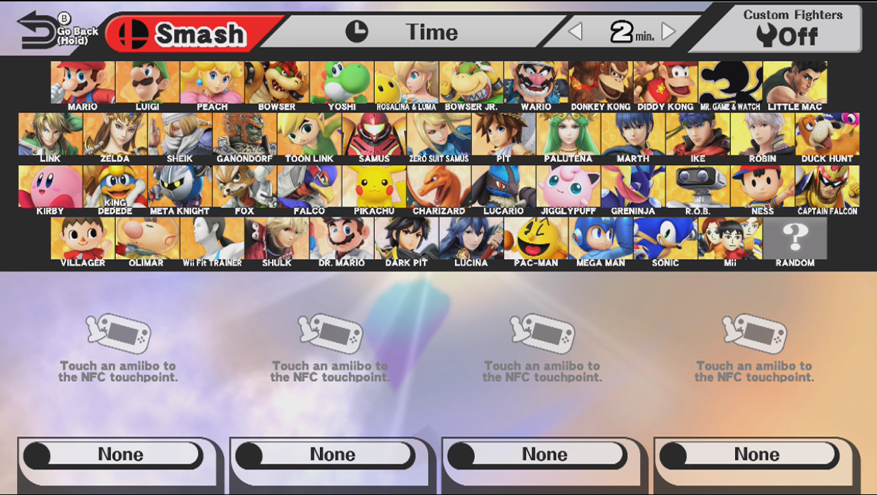 Super smash bros for wii u how to unlock every character and stage