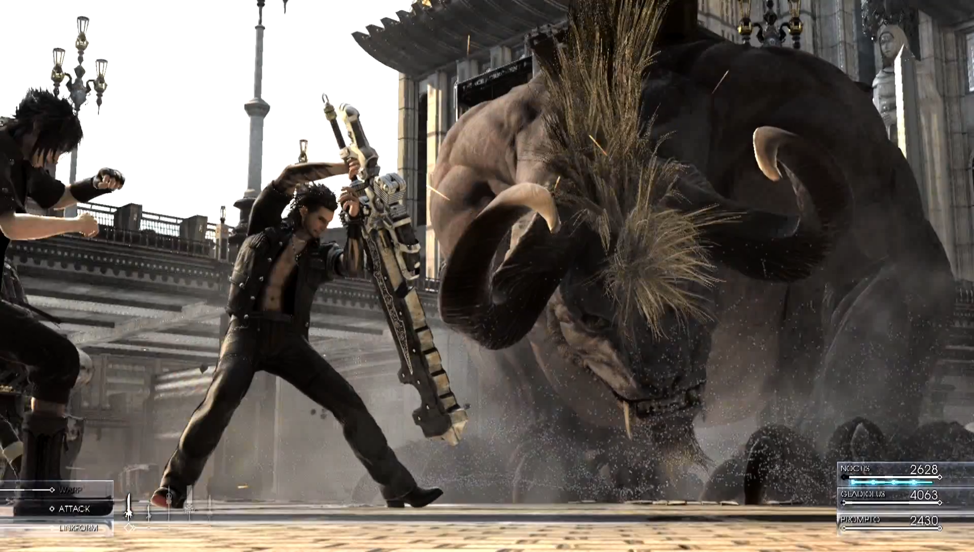 Final fantasy 15 release date for ps3