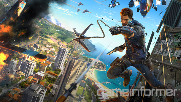 PlayStation Plus Games for August 2017 Revealed; Includes Just Cause 3 and More
