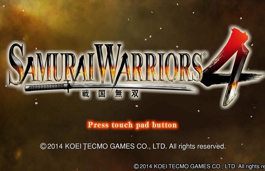 Samurai Warriors 4 (PS4) Review