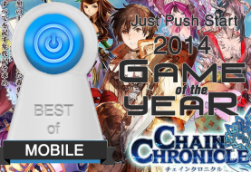 Best Mobile Game of 2014 -- Chain Chronicle