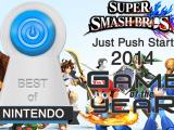 Best Wii U Title of 2014 — Super Smash Bros.