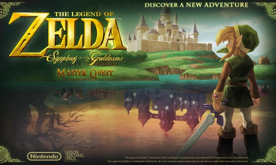 The Legend of Zelda: Symphony of the Goddesses Tour Dates Announced