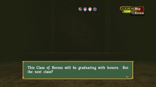 class of heroes honors