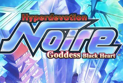 Hyperdevotion Noire: Goddess Black Heart Review