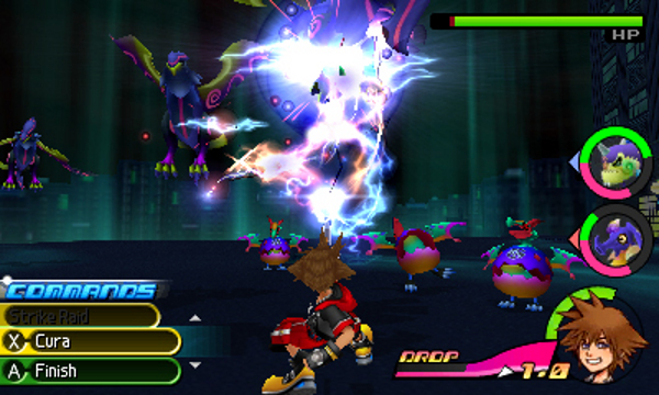 Kingdom hearts 3ds torrent.