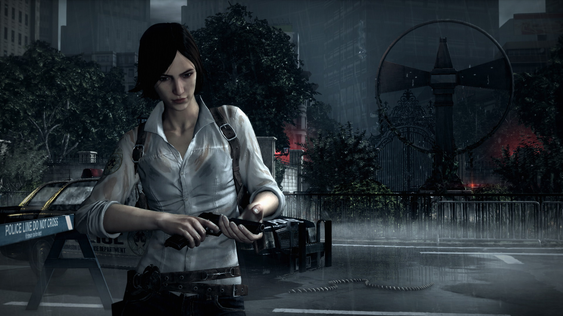 Wallpaper The Evil Within 2 4k Games 12718: The Evil Within: The Assignment DLC Gets A Release Date