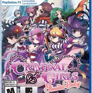 Criminal Girls: Invite Only Review