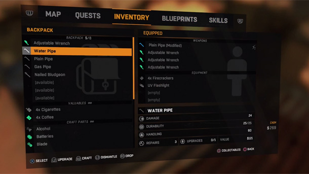 How To Duplicate Weapons In Dying Light Just Push Start