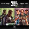 Grand Theft Auto V: Online Heists In March, PC Version In April