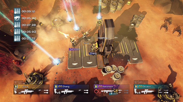 how to start lan helldivers
