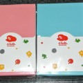 Animal Crossing Club Nintendo Mini Playing Cards are Really Small