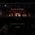 Mortal Kombat X – Keep It Secret Trophy / Achievement Guide