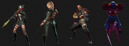 rerev2 new costumes