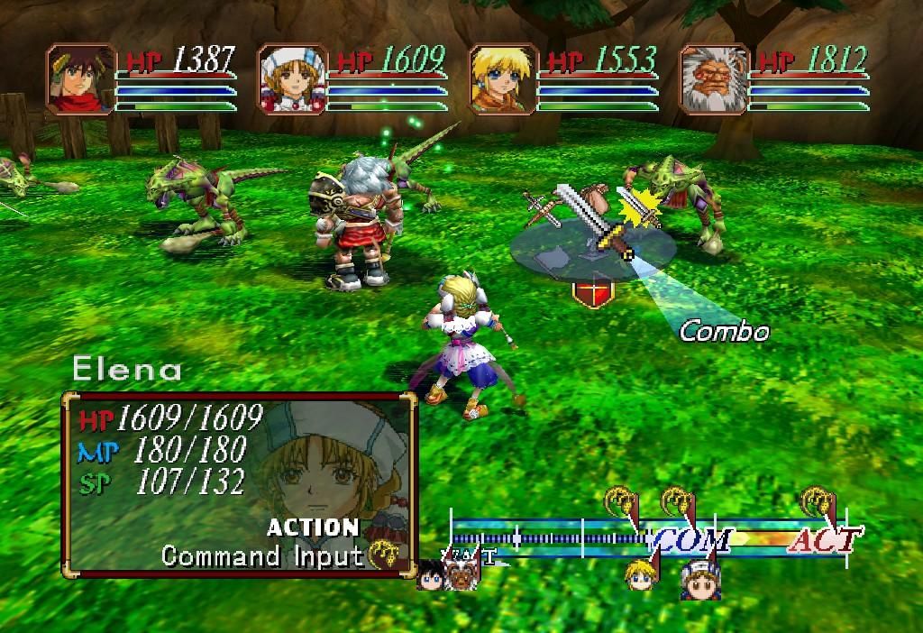 One of the classic jrpgs from the ps2 and sega dreamcast will be