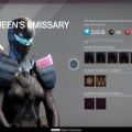 This is Your Reward for Earning the Queen's Favor in Destiny