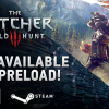 The Witcher 3 Now Available for Pre-Load on Steam and GoG