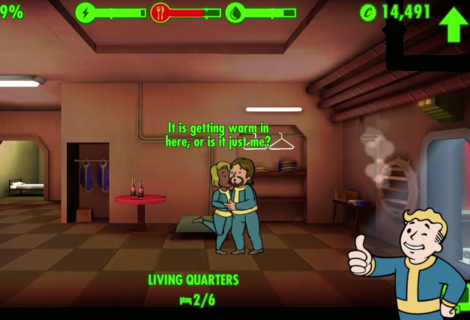Fallout Shelter announced for iOS; now available