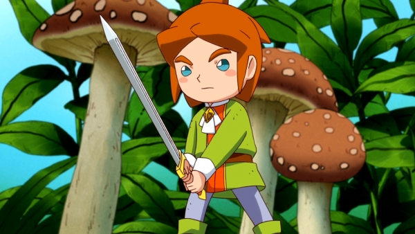 Games announced today that return to popolocrois a story of seasons