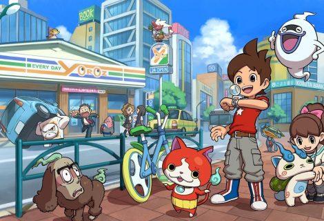 E3 2015: Yo-kai Watch is Finally Coming to NA this Holiday Season