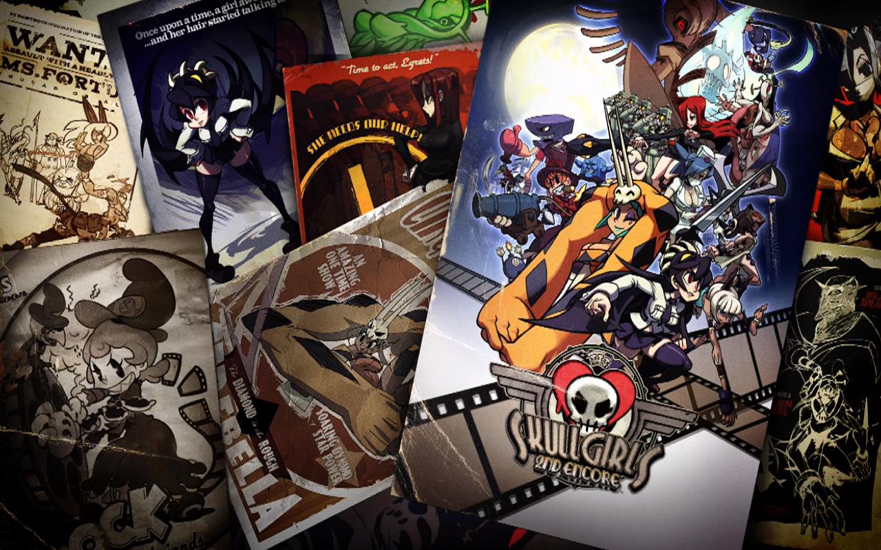 Skullgirls 2nd Encore Review - Just Push Start
