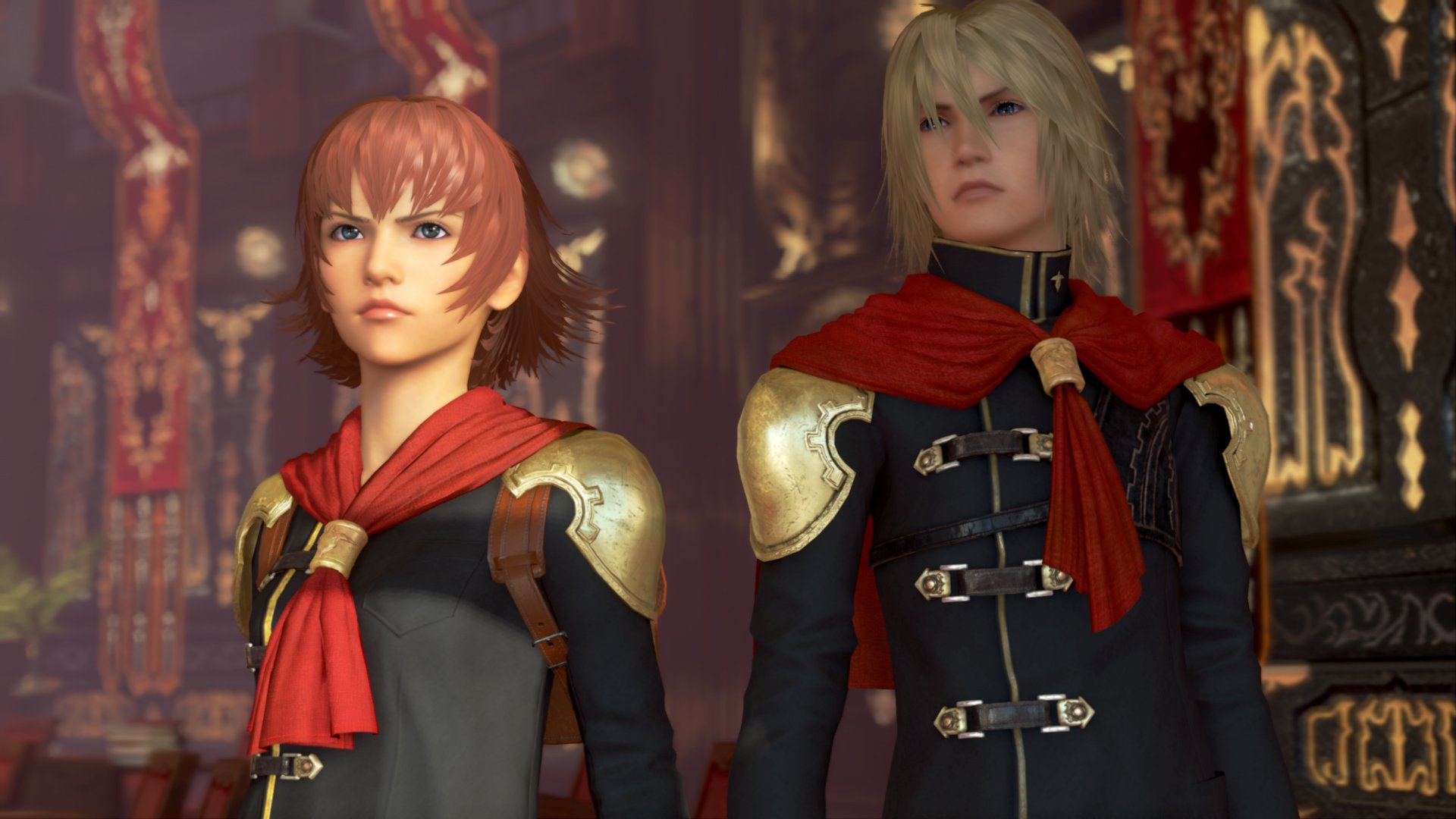 final fantasy type 0 hd now available on steam. Black Bedroom Furniture Sets. Home Design Ideas