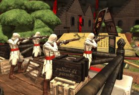 This Week's New Releases 8/9 - 8/15; Toy Soldiers, Goat Sim, Everybody's Gone to the Rapture