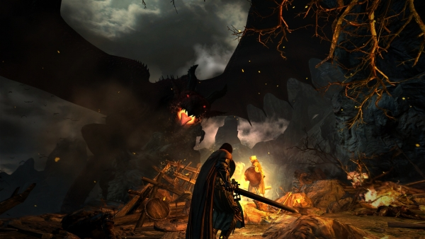 Dragon's Dogma: Dark Arisen coming to PS4 and Xbox One this October