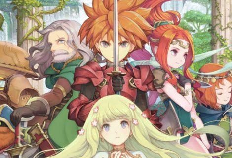 Final Fantasy Adventure 3D Remake Announced for PS Vita