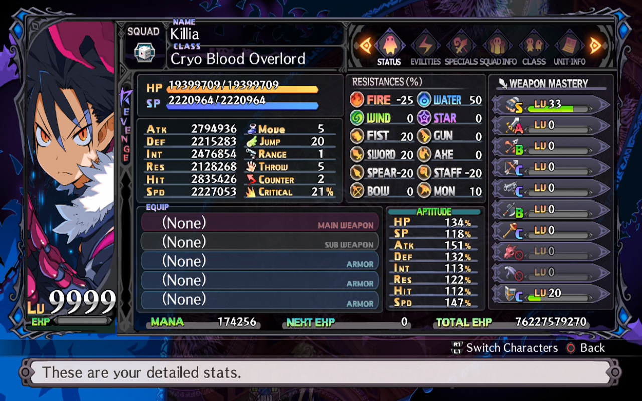 Disgaea 5 Complete rated for PC | NeoGAF