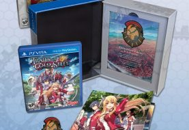 The Legend of Heroes: Trails of Cold Steel Limited Edition announced for PS Vita and PS3