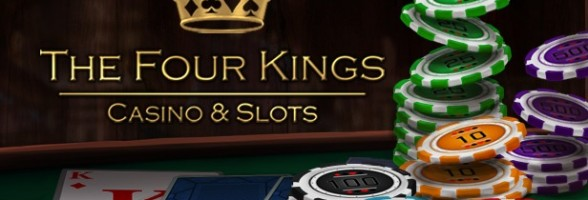 The Four Kings Casino & Slots for PS4 Now Available on Beta Test