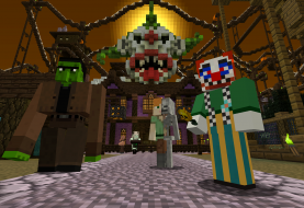 Minecraft Halloween Mashup Pack Confirmed For All Consoles