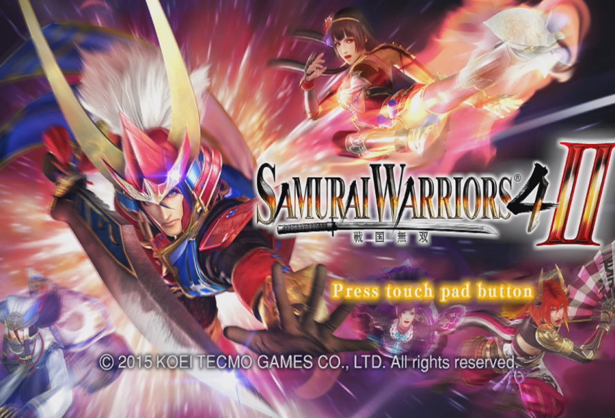 Samurai Warriors 4-II Review
