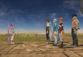 Tales of Zestiria Guide - Fighting Jade and Sophie in Hexen Isle