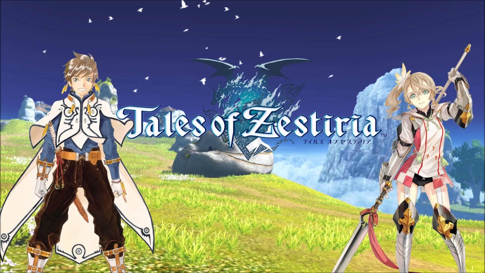 Tales Of Zestria